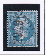 GC 2949 PONT L' ABBE PICAUVILLE ( Dept 48 Manche ) S / N° 22 - 1849-1876: Classic Period