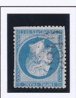 GC 3845 SAINT SAUVEUR LENDELIN ( Dept 48 Manche ) S / N° 22 Défaut Dentelure - 1849-1876: Classic Period