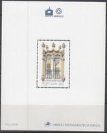 PORTUGAL, Block 58, Postfrisch **, Portugiesisch-Brasilianische Briefmarkenausstellung LUBRAPEX '88 1988 - Blocks & Sheetlets