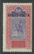 HAUTE VOLTA 1921 YT 10** - Nuovi