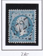 GC 3727 SAINT LOUP SUR SEMOUSE ( Dept 50 Haute Marne ) S / N° 22 - 1849-1876: Classic Period
