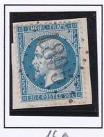 GC 1895 JUBLAINS ( Dept 51 Mayenne ) S / N° 22 Sur Fragment Indice Baudot S / L : 14 Soit 130€ - 1849-1876: Classic Period