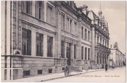 51. VITRY-LE-FRANCOIS. Hôtel Des Postes - Vitry-le-François