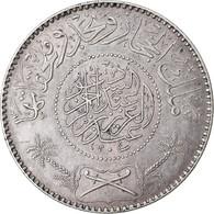 Monnaie, Saudi Arabia, HEJAZ & NEJD SULTANATE, Riyal, AH 1346/1927, SUP, Argent - Saudi Arabia