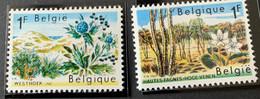 1967 - Natuurbescherming - Postfris/Mint - Unused Stamps
