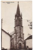 Chambain : L'église (Editeur H. Brunot, Paris, N°826-7-37) - Other Municipalities