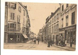 72 -  LE MANS - La Rue Nationale  12 - Le Mans