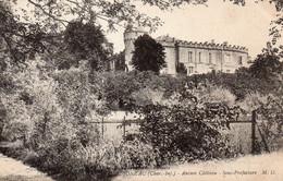 JONZAC Ancien Château Sous Préfecture - Jonzac