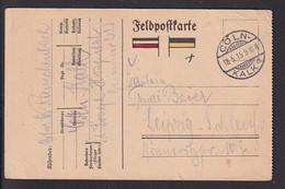 D31 /   Feldpost / Patriotika / Köln Kalk 1915 - Zonder Classificatie