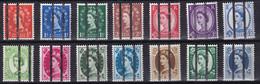 YT 327/332 - 336/342 - Wmk Crowns - MNH *** - Papier Blanc - Training Stamps - Cours D'intruction - Unused Stamps