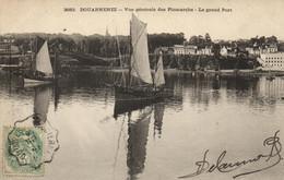 Douarnenez - Vue Générale Des Plomarchs - Le Grand Port - Douarnenez