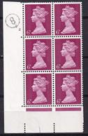 "SG 736b - UB18 - Cyl 2 No Dot - Variety ""Hair Flaws"" (R. 18/1) - MNH *** - Unused Stamps"