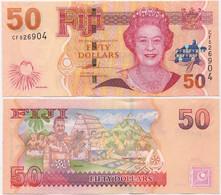 FIJI      50 Dollars     P-113a      ND (2007)     UNC - Fiji