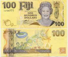 FIJI      100 Dollars     P-114a      ND (2007)     UNC - Fiji