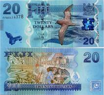 FIJI        20 Dollars       P-117a       ND (2013)       UNC - Fiji