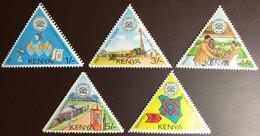 Kenya 1987 Posts & Communications MNH - Kenya (1963-...)