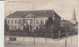 PONTIVY (56) - Le Palais De Justice - Bon état - Pontivy