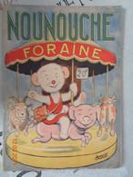 Nounouche Foraine - Verzamelingen
