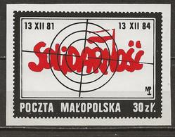 Vignette SOLIDARNOSC - Solidarnosc Labels