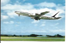Aviation - Avion Boeing 707 B Intercontinental D'Air France - 1946-....: Era Moderna