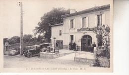 SAINT GENES DE CASTILLON    LA CROIX - Autres Communes