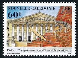 NOUV.-CALEDONIE 1995 - Yv. 687 **   Faciale= 0,50 EUR - 1ère Représentation à L'Assemblée Nationale  ..Réf.NCE26399 - Nuovi