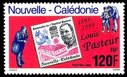 NOUV.-CALEDONIE 1995 - Yv. 680 **   Faciale= 1,01 EUR - Louis Pasteur  ..Réf.NCE26390 - Nuovi