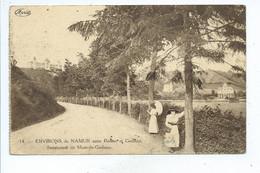 Entre Rivière Et Godinne ( Yvoir ) Environs De Namur Mont De Godinne Sanatorium - Yvoir