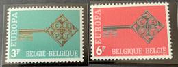 1968 - Europa  - Postfris/Mint - Unused Stamps