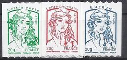 Francia/France/Frankreich 2013 Marianne De Ciappa-Kawenna - 2013-... Marianne Of Ciappa-Kawena