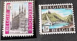 1968 - Toeristische Zegels - Postfris/Mint - Unused Stamps