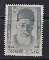 India: 1963   Dadabhai Naoroji Commemoration    Used - Used Stamps