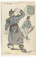 ILLUSTRATEUR - MALESPINE - 1ère Sortie (MILITARIA - E.R. Paris -1904) - Altre Illustrazioni