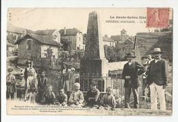 70 Frédéric Fontaine Le Monument De 1870 De La Haute Saone Illustrée - Andere Gemeenten