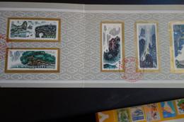 Carnet Landscapes Of Gullin 1980 - Brieven En Documenten