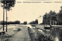 Belgique - Maasmechelen - Eysden - Charbonnages Limbourg-Meuse - Débarcadère - Maasmechelen