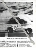 Laquelle Est Une VW - Publicidad