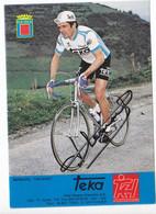 6 CARTES SUR LE VELO CYCLISTES  TOUR DE FRANCE CARTE DE THEVENET ET DEDICASE - 5 - 99 Postkaarten