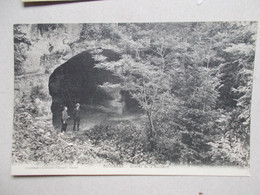 CPA BACCARAT Grotte De La Rochotte - Baccarat