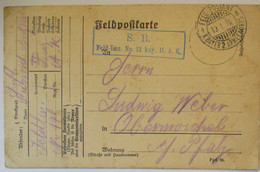 Flandern, KB Feld-Lazarett 12, KB 2. Armeekorps 1916 (60966) - War 1914-18