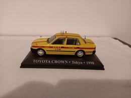 Toyota Crown (Taxi--- Tokyo 1998)  1/43 - Non Classificati