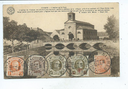 Nismes Eglise Et Pont ( Eau Noire ) - Viroinval