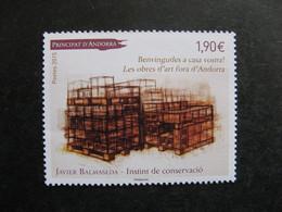 TB Timbre D'Andorre N° 763, Neuf XX. - Nuevos