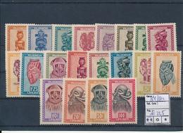 RUANDA URUNDI COB 154/172 MNH - 1948-61: Nuovi