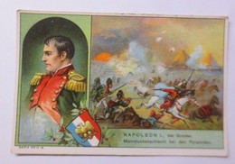 Kaufmannsbilder, Muldenperle, Magarine,  Napoleon I.  ♥  - Unclassified