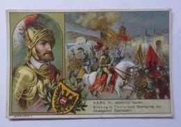 Kaufmannsbilder, Muldenperle, Magarine, Kaiser Karl V.  ♥   - Sin Clasificación