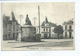 Philippeville La Grand'Place ( Maison Du Peuple ) - Philippeville
