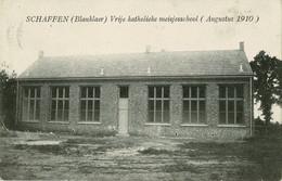 Schaffen - Blanklaer - Vrije Katholieke Meisjesschool (Augustus 1910) - Unclassified