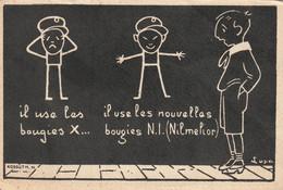 Pub. Pour Les Bougies N.I. - Other