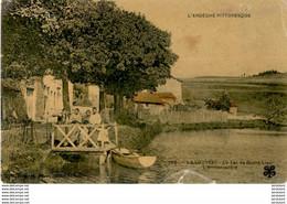 D07  LA LOUVESC  Le Lac De Grand Lieu- L' Embarcadère   ..... - La Louvesc